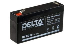 Батарея 6В