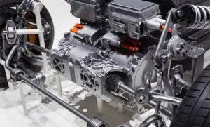 Двигатель для электромобиля