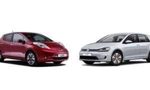 Golf и Nissan