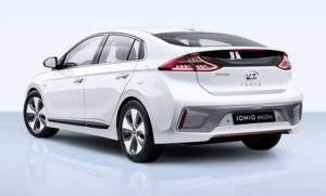 Электрокар Hyundai Ioniq