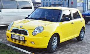 Китайский Lifan 320