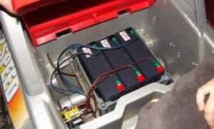 Организация электропитания