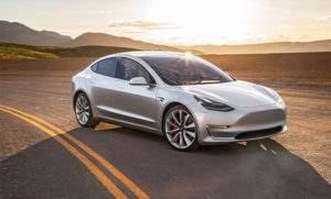 Тесла Model 3