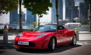 Спорткар Roadster