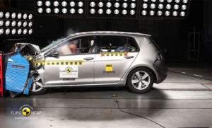 Краш-тест VW Golf