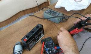Зарядить аккумулятор