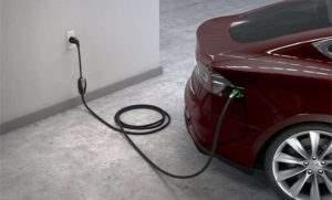 Зарядка электромобиля дома