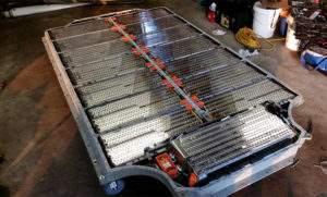 Батарея электрокара
