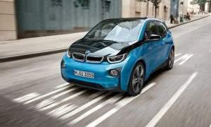 Дизайн BMW i3