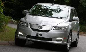 BYD Е6