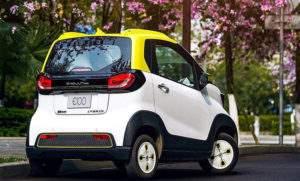Дешевый электромобиль