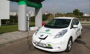 Электромобиль в Беларуси
