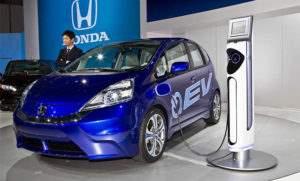 Хонда Fit