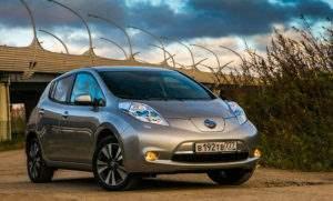 Подержанный Nissan Leaf