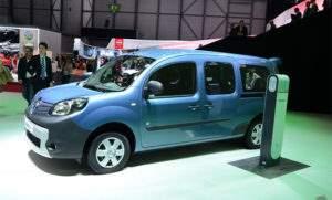 Renault Kangoo Z.E. на продаже