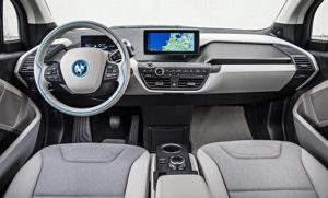 Cалон BMW i3