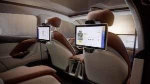 Комфорт для пассажиров