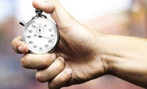 Время зарядки