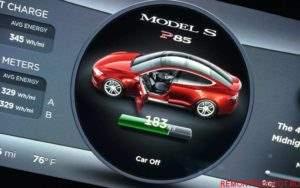 Запас хода электромобиля