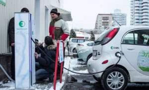 Зарядка в Беларуси