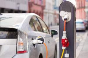 Зарядные станции электромобиля