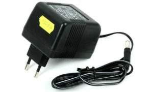 Зарядное устройство для детского электромобиля