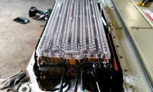Батарея до электромобиля