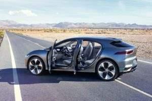 Обзор Jaguar I-Pace