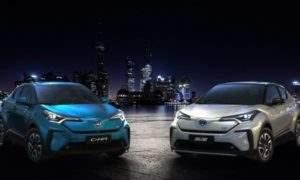 Особенности электрокаров Toyota Motor