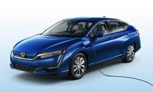 Электромобиль Honda Clarity Electric