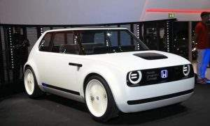 Электромобиль Хонда Urban EV
