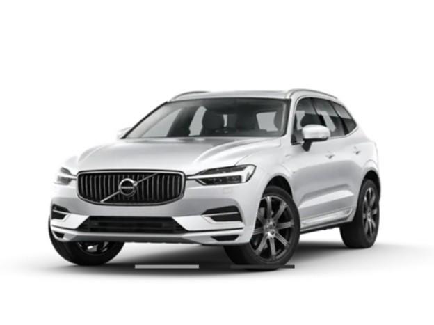 Новый гибрид Volvo