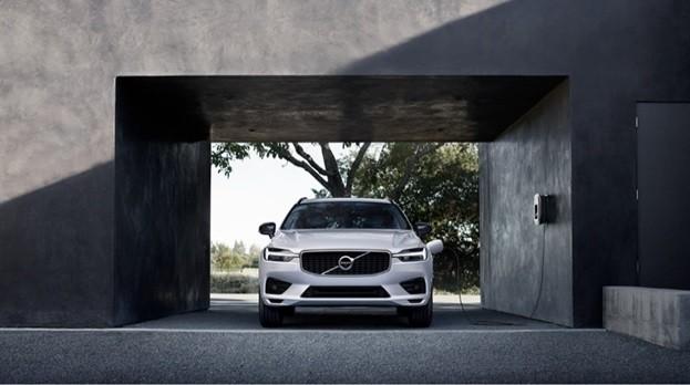 Технические характеристики Volvo гибрид