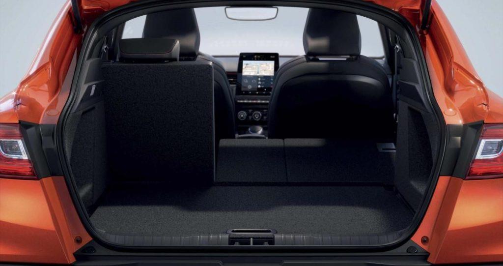 Багажник renault arkana hybrid