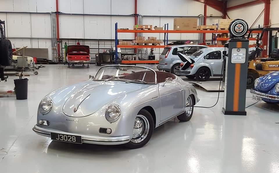 Кит-комплект для электромобиля