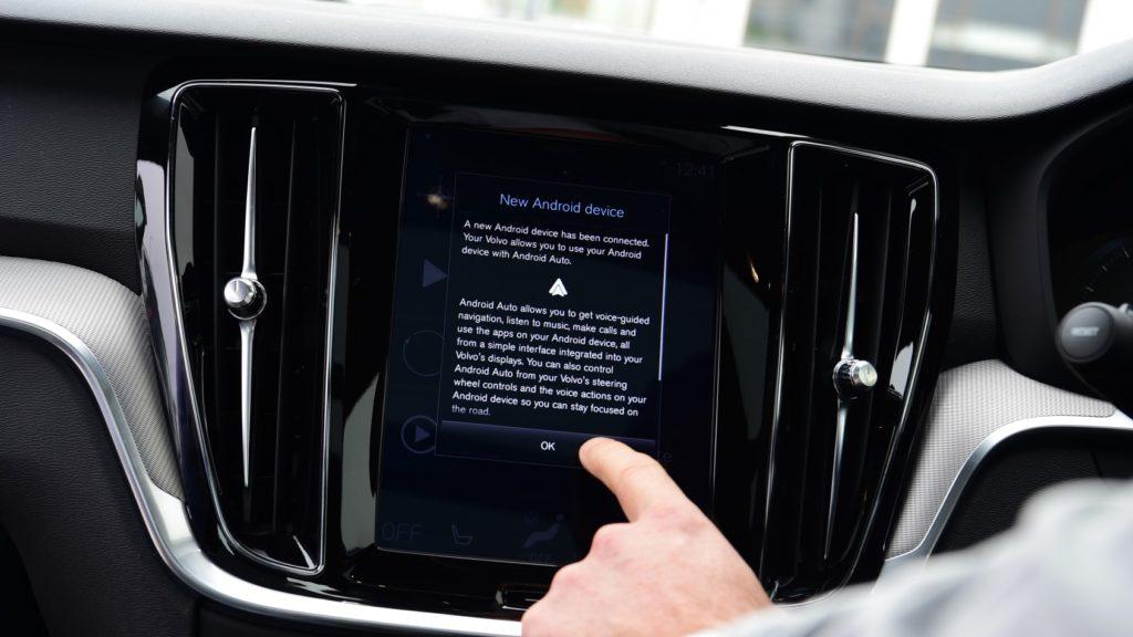 Магнитола с андроид авто