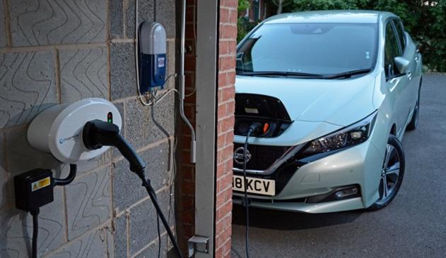 Зарядка электромобиля в домашних условиях