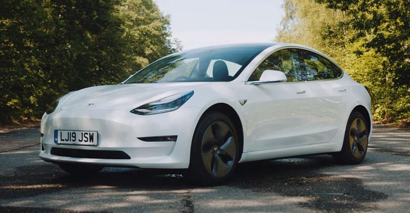 Tesla Model 3 Long Range - 560 км
