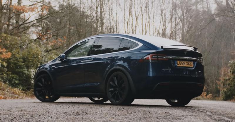 Tesla Model X Long Range - 507 км