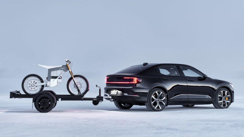 Электромобили в зимних условиях
